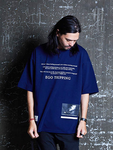 EGO TRIPPING | QUOTE TEE