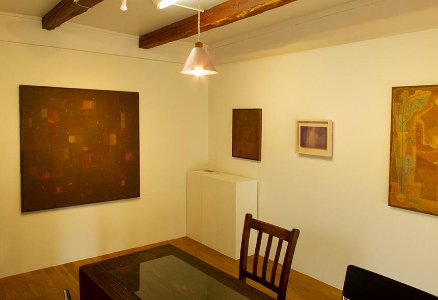 個展『宗像裕作 展-たゆたう光の詩-』(熊本・なかお画廊)、終了しました。ありがとうございました。