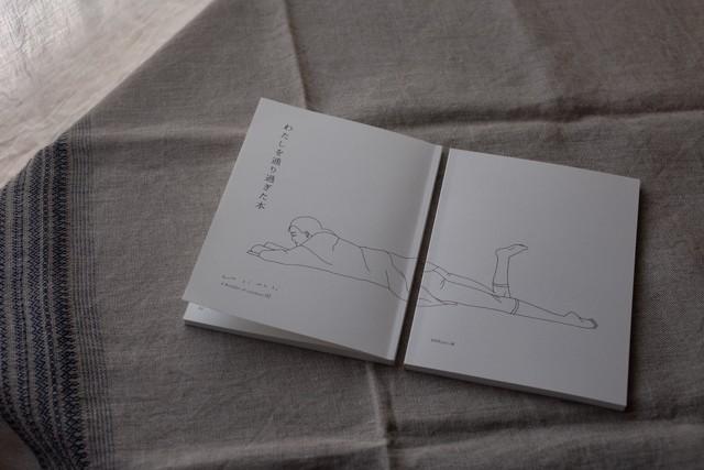 冊子版『わたしを通りすぎた本』完成しました