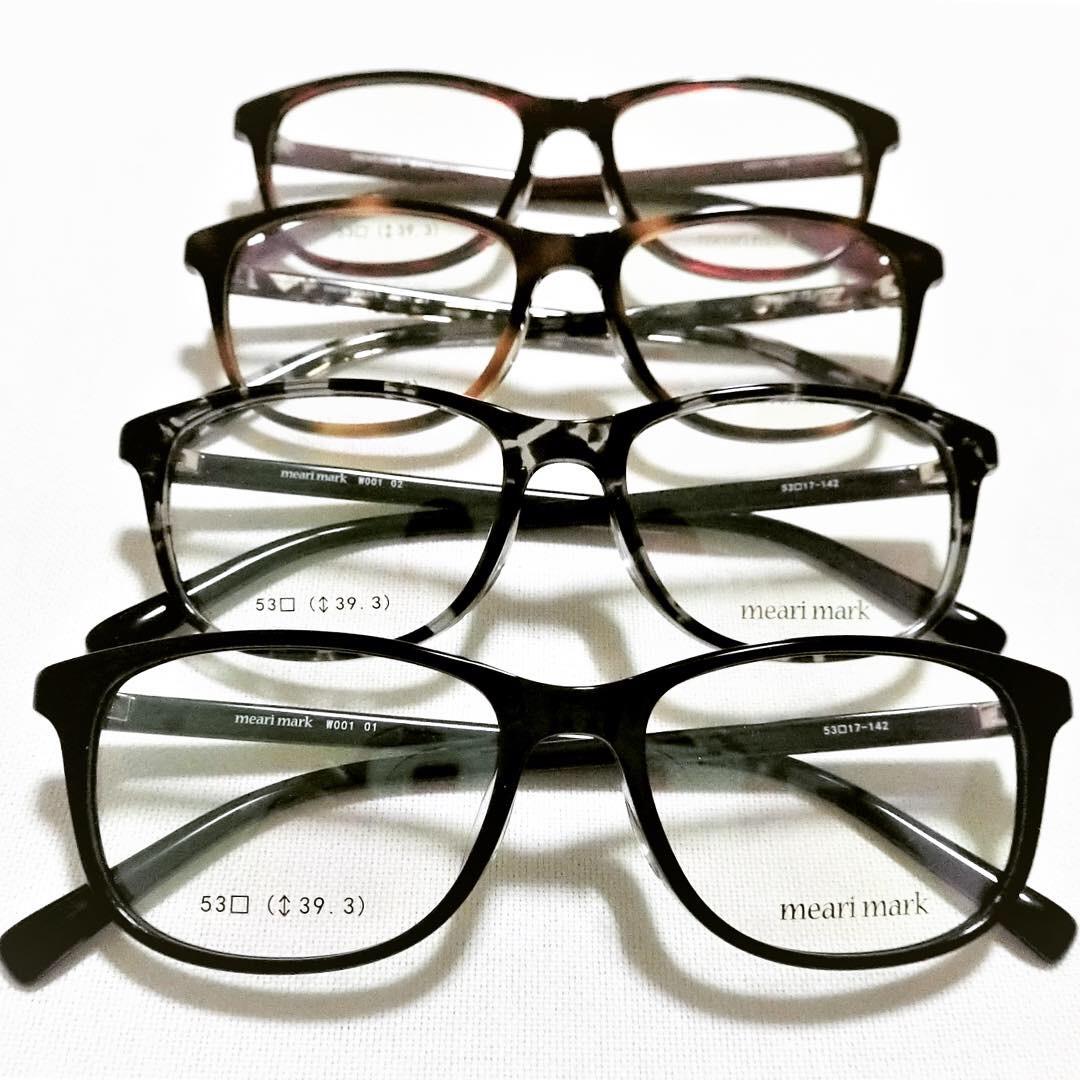 ★What is fashion eyewear? メアリマーク〈EF〉コンセプトについて