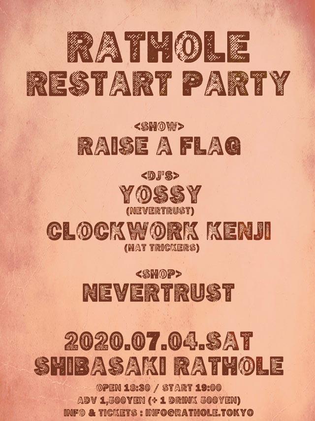 RATHOLE RESTART PARTY