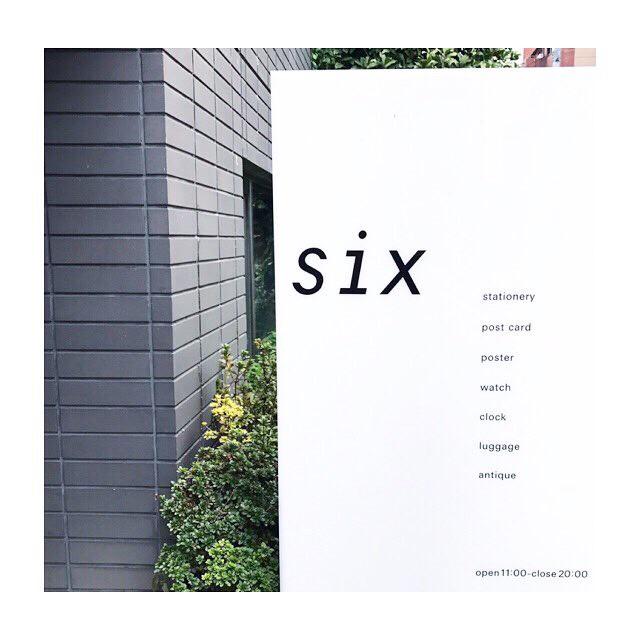 Six 自由ヶ丘  新作アクセサリー
