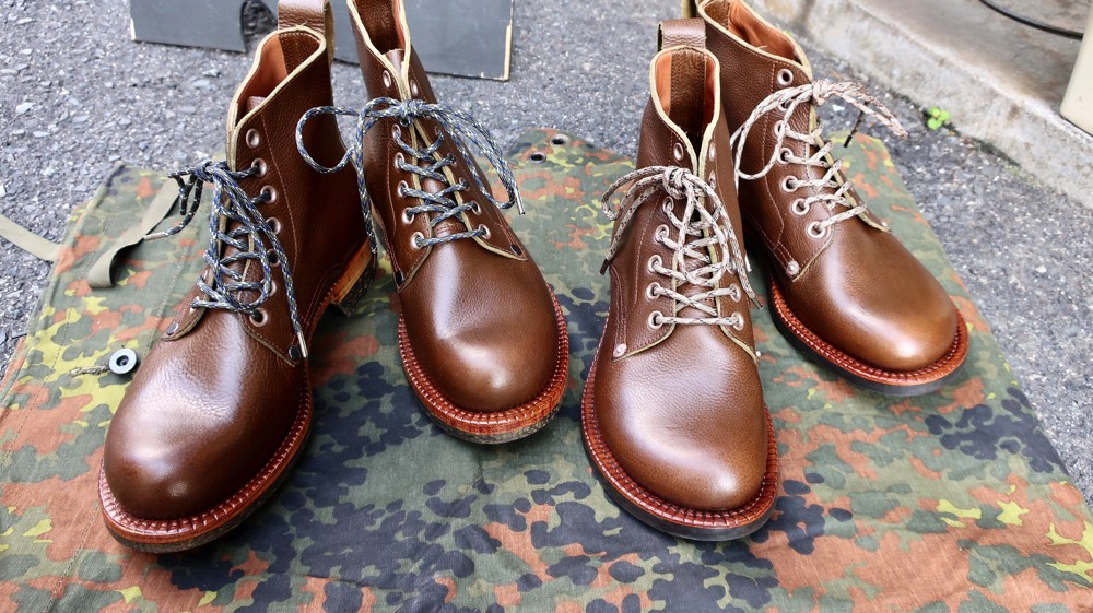 BUHI SAMPLE BOOTS!!