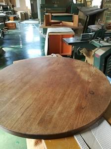 長年無垢テーブルを愛用していただいているおうちの、『テーブル修復・メンテナンス』