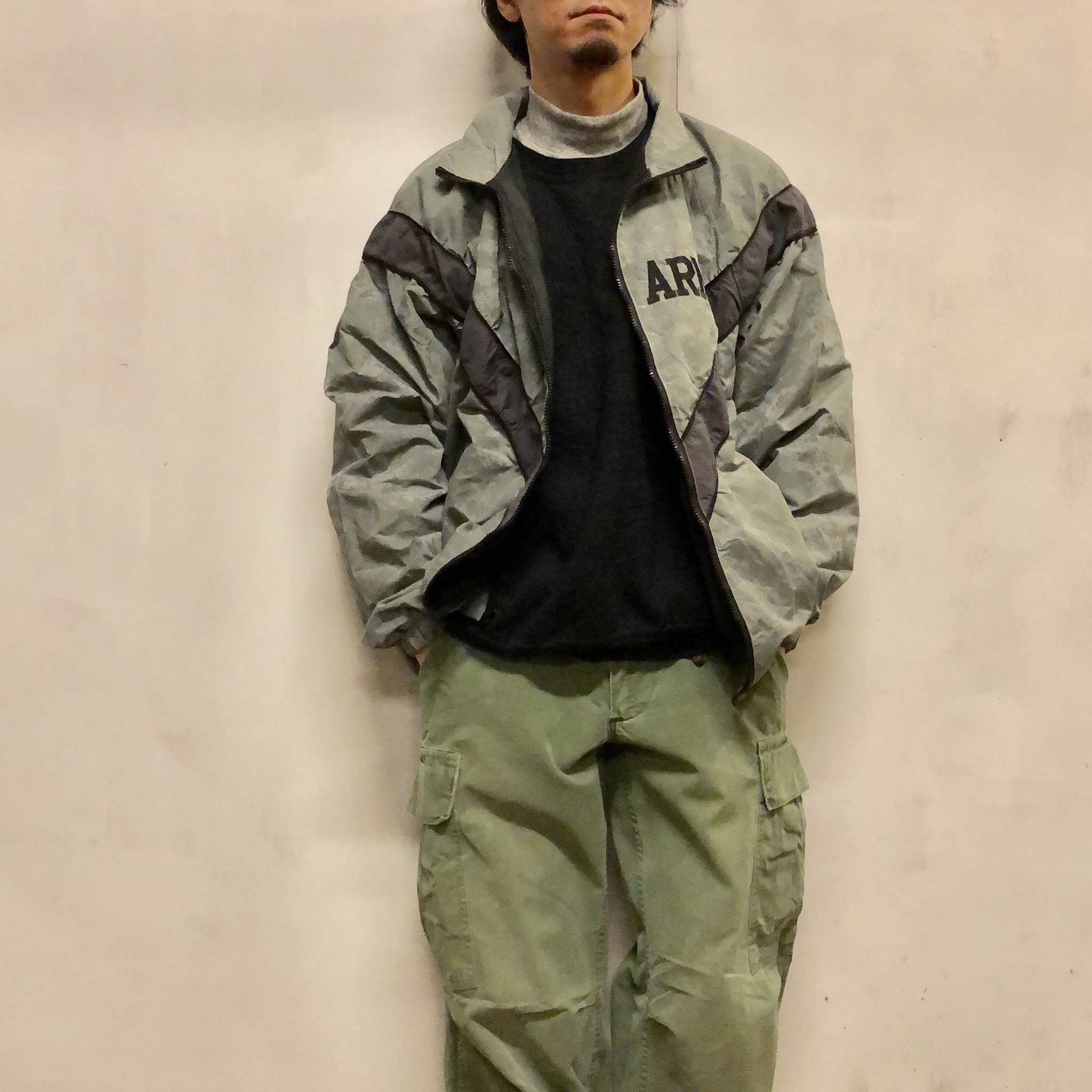 USARMY reflect IPFU jacket