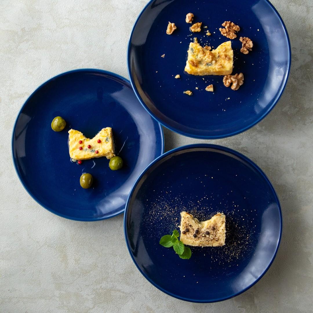 【生ブルーチーズケーキAo】のひと手間レシピ