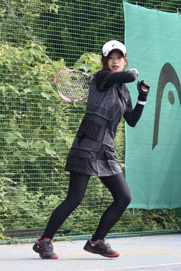 「ソフトテニスがしたいです!」笑顔の裏に秘めた情熱とは!?【大浅選手レビュー】