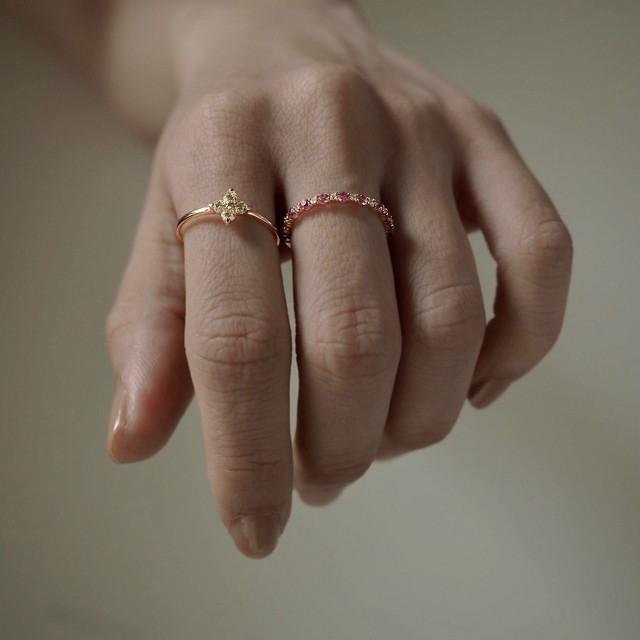 sweet pink sapphire