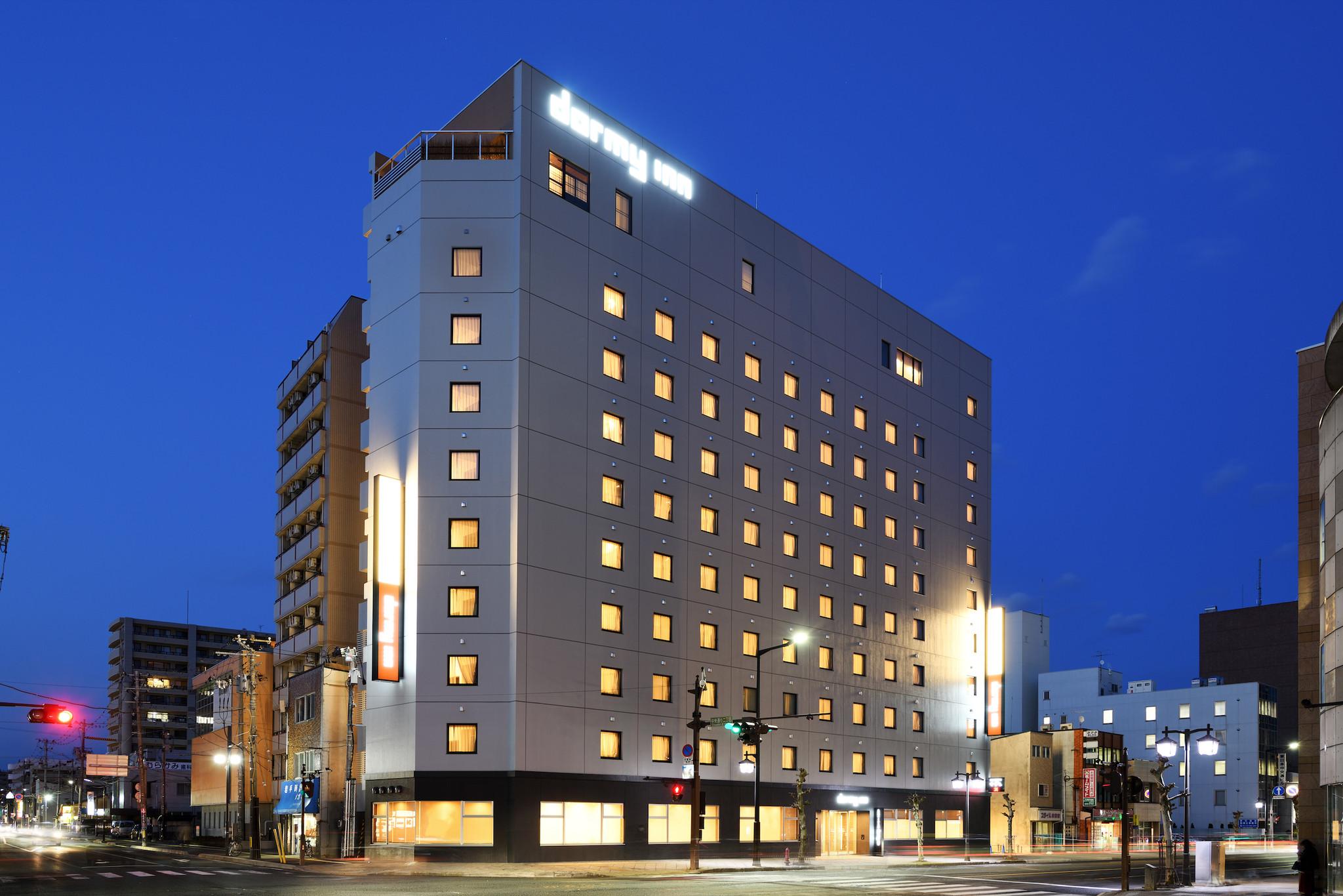 ドーミーインの国内81棟目が、盛岡にオープン。