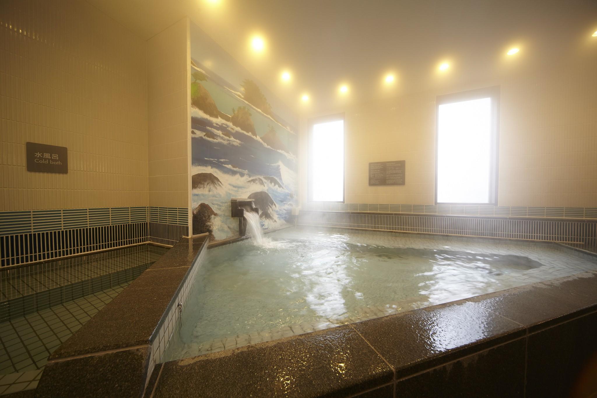 続々!ドーミーインの大浴場で免疫力を高めよう!