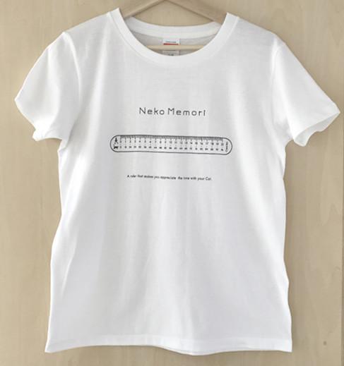 コドモからオトナまで!カラーも色々/ オーダー製作の「ネコメモリ」Tシャツ