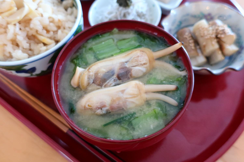 あげまき貝のお味噌汁【ちょっと贅沢な貝汁の作り方】