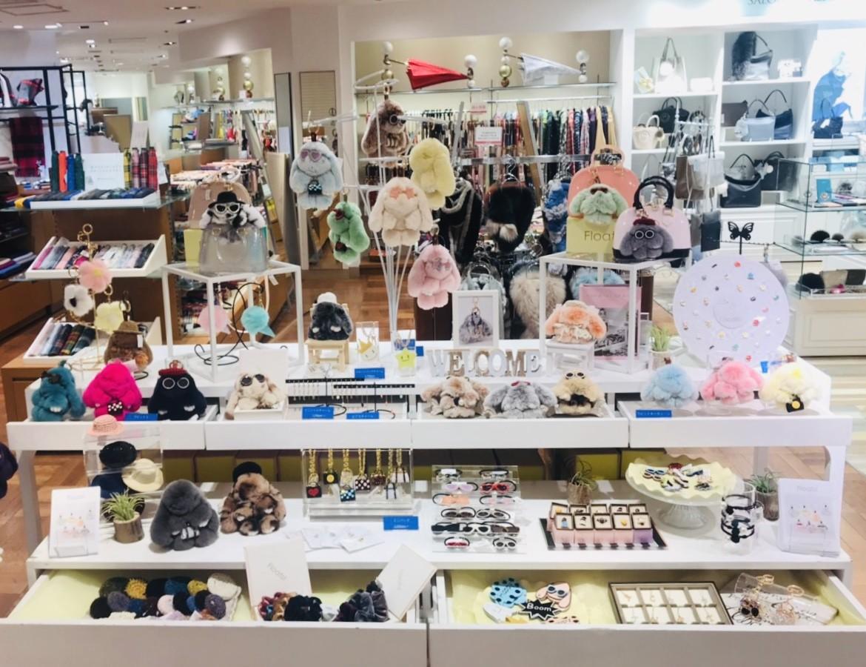 新宿小田急百貨店3階 POPUP SHOP