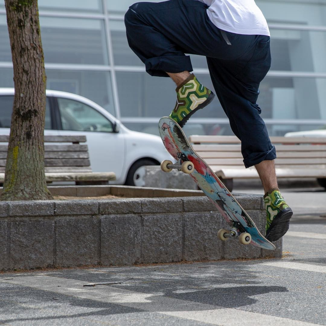 New style skateboard shoes!