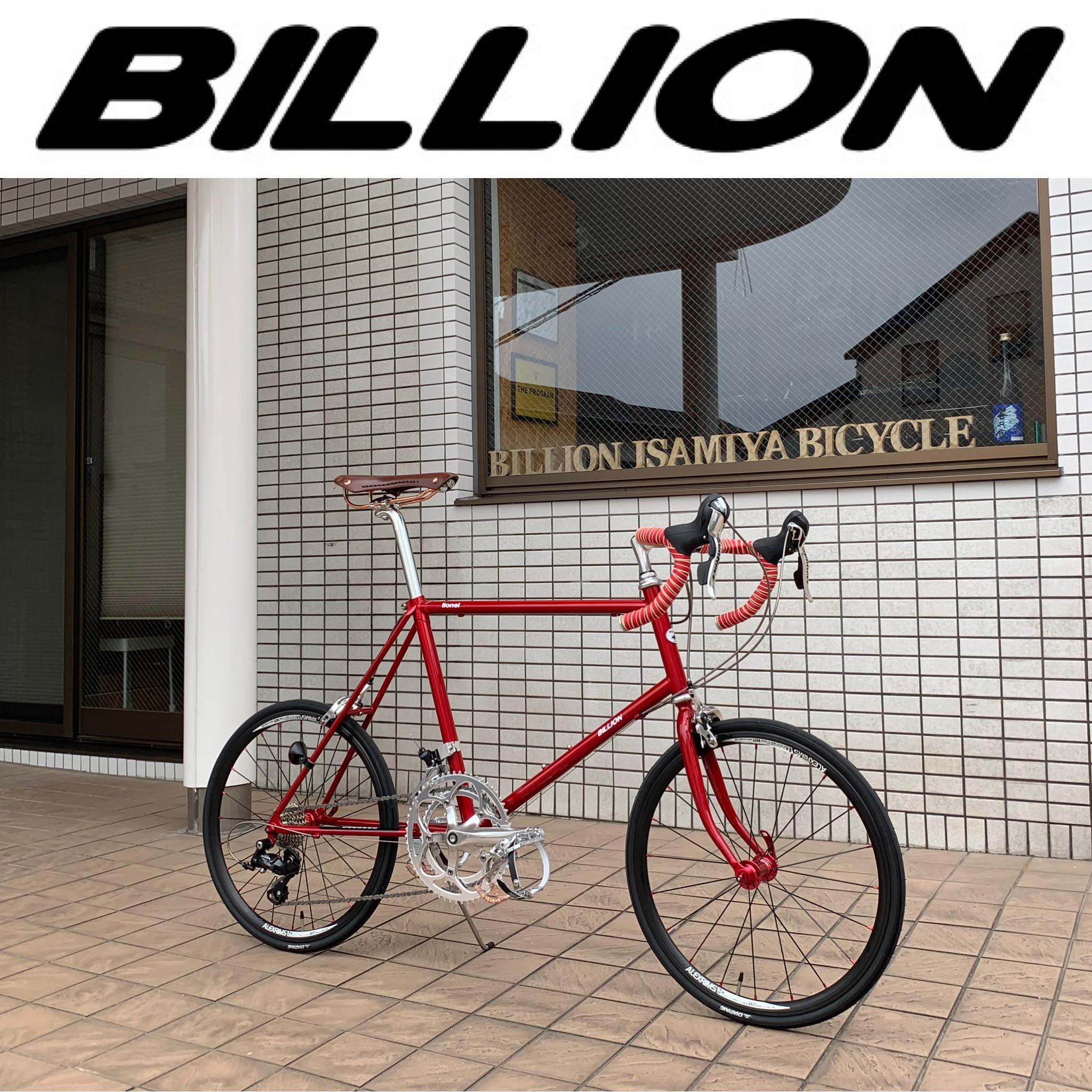 続・BILLIONサムライ自転車・・発表です...