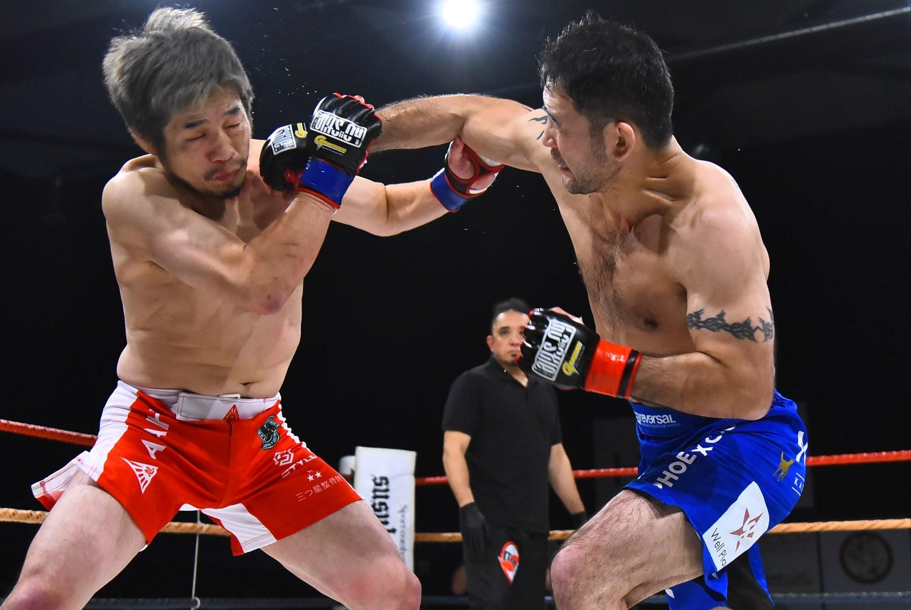 【新商品】ファイトショーツ販売開始 #晴天旭 #MMA  #ファイトショーツ