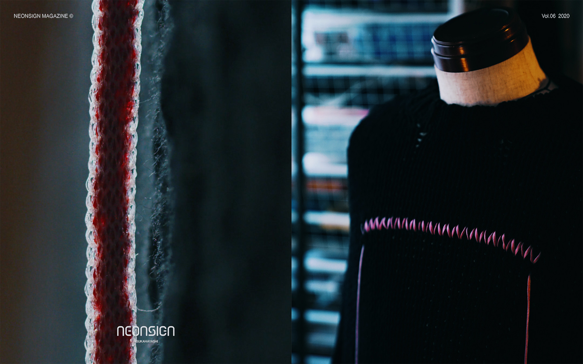 Ne QUILTED SWEATER - 予約受付開始 -