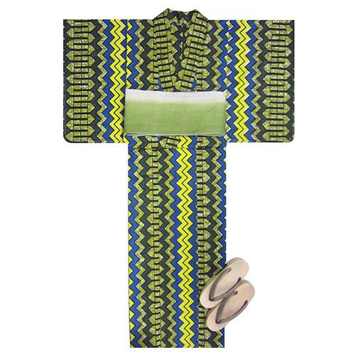 アフリカ布の浴衣のオンライン販売が始まりました!