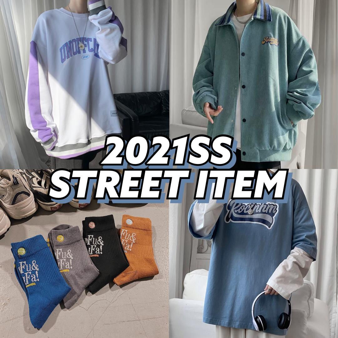 \\ PIVOTDOOR ☆ 2021 SS STREET ITEM //