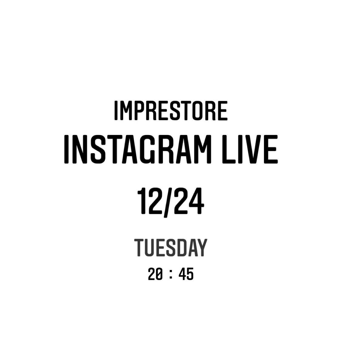 12月24日(木)~12月25日(金)24時まで! for Instagram