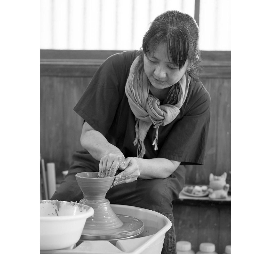 【作家紹介】陶芸作家 鶴田 季子さん/淘季工房(静岡県)
