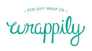 """【New Release】ラッピングペーパー """"Wrappily(ラッピリー )"""""""