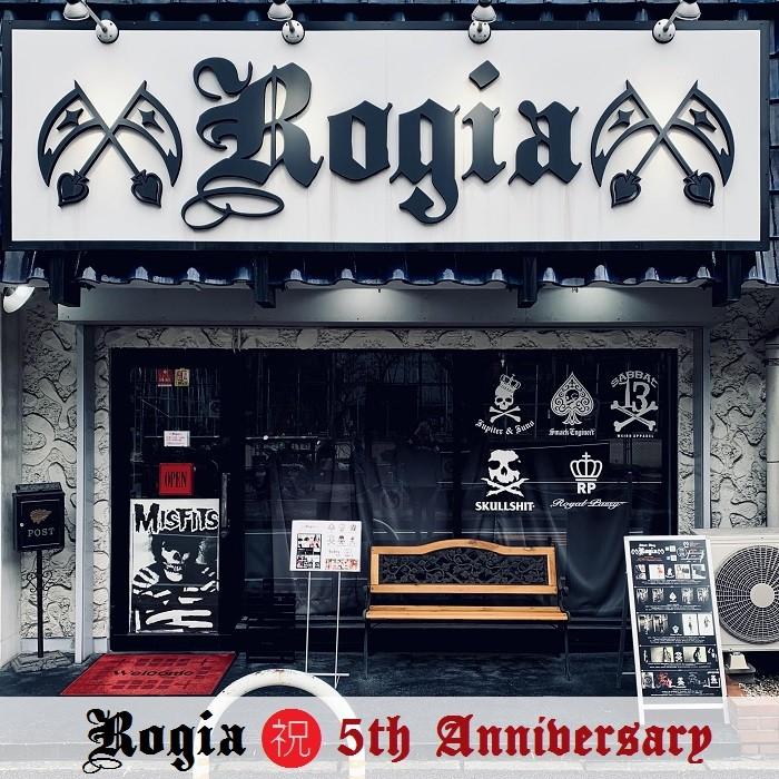 「Rogia」祝☆5th Anniversary