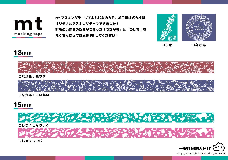 【新商品】マスキングテープ☆セット販売開始
