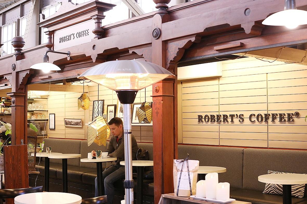 【北欧カフェ情報】ROBERT'S COFFEE/フィンランド