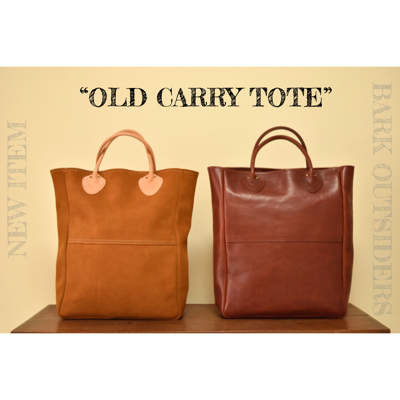 Old Carry Tote 製作ストーリー
