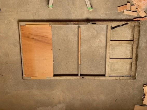 改装記録7 難攻不落のドア
