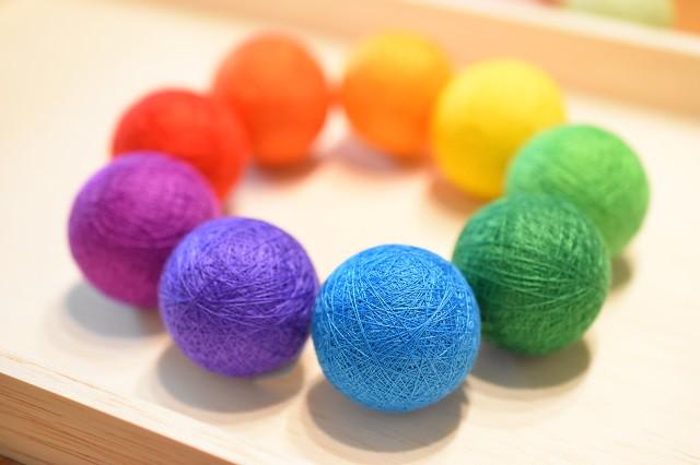 tremolo Organic の手まり素材屋さんweb shop がオープンしました。