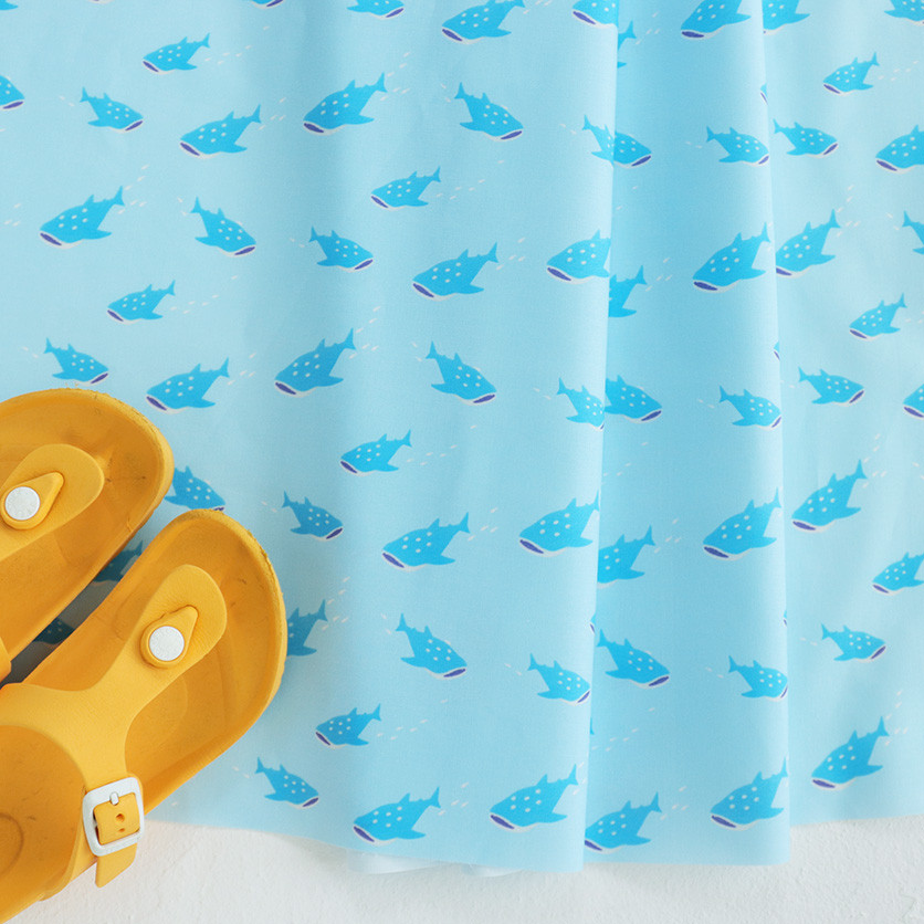 nunocoto fabricさんよりデザインしたファブリックが発売中です