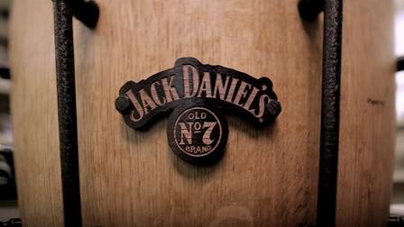 ドラスコ豆知識/ジャックダニエルの樽ドラム。