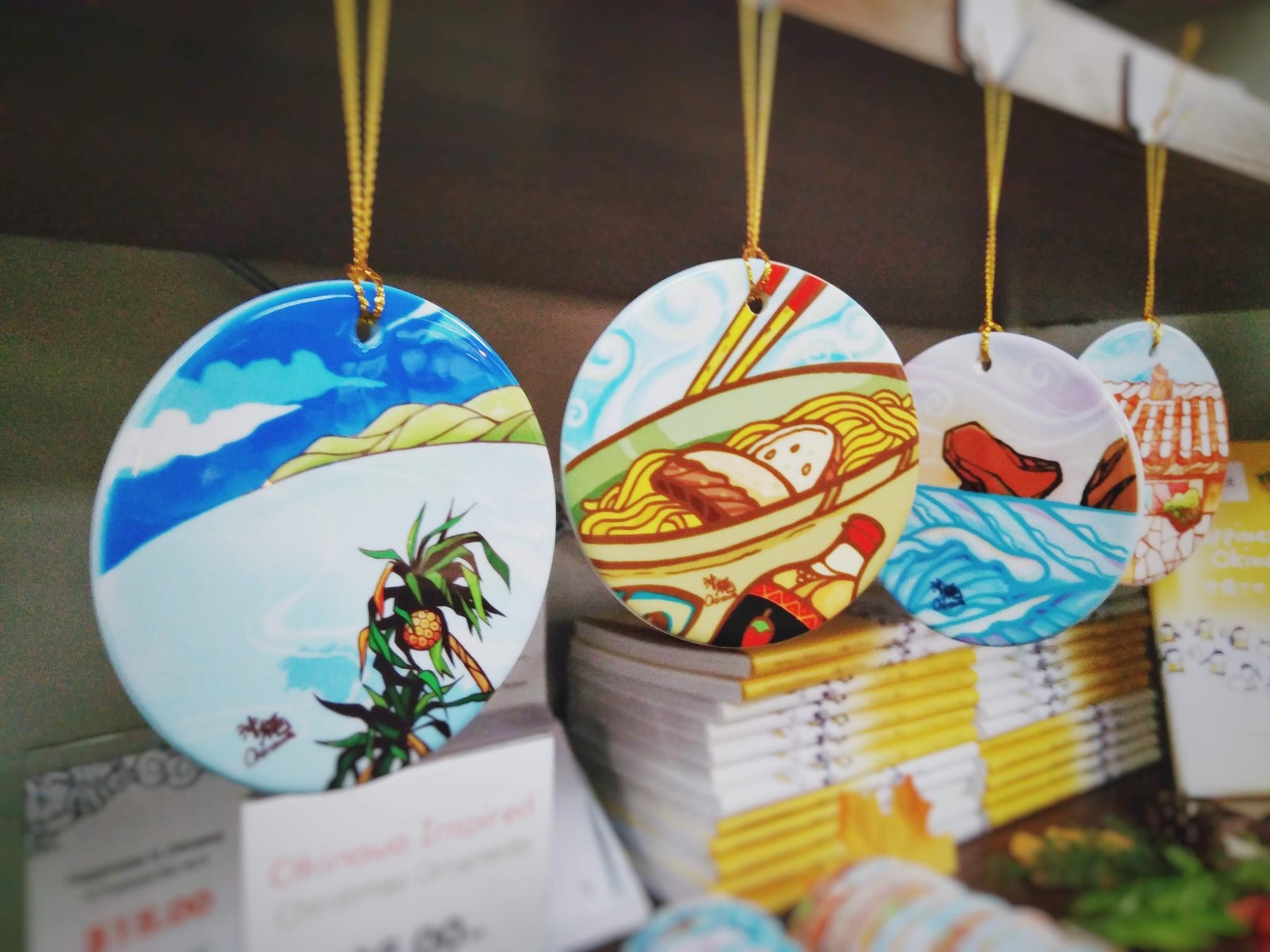 沖縄クリスマスオーナメント by Oki Social