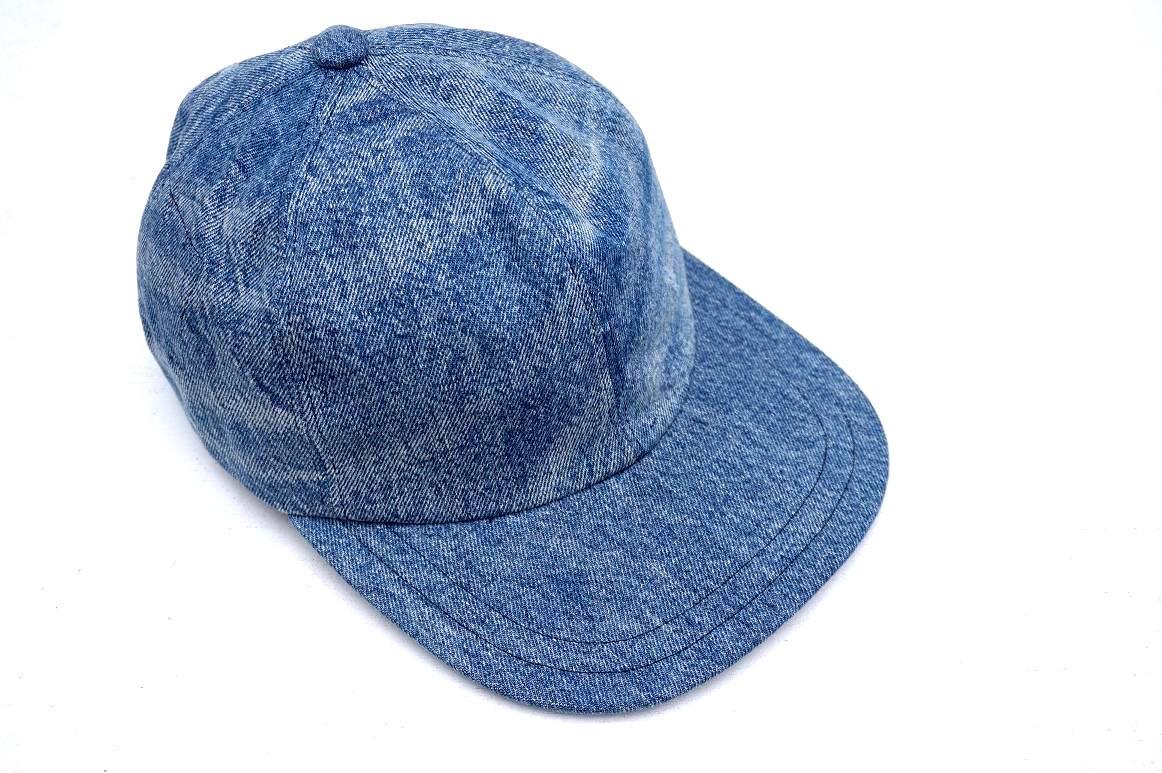6panels BASEBALL CAP