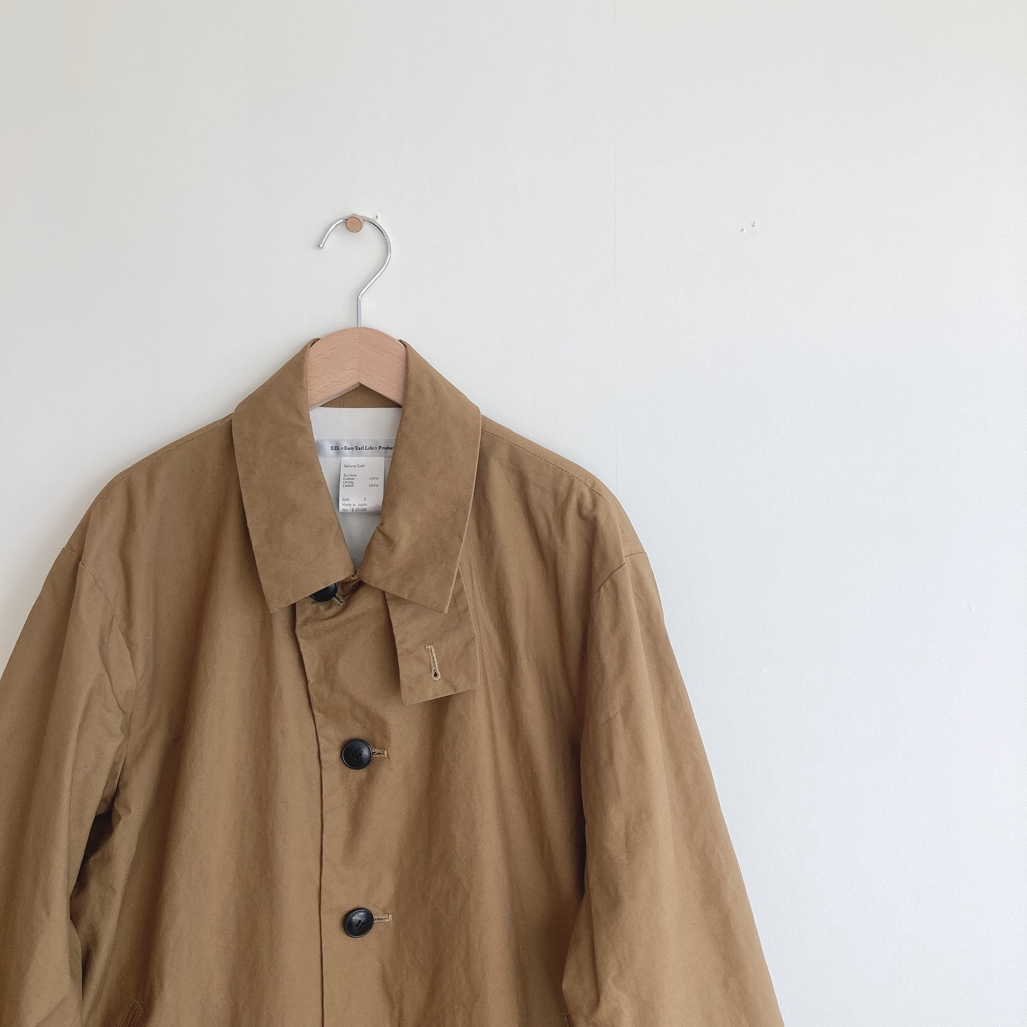 EEL Productsからのサクラコート
