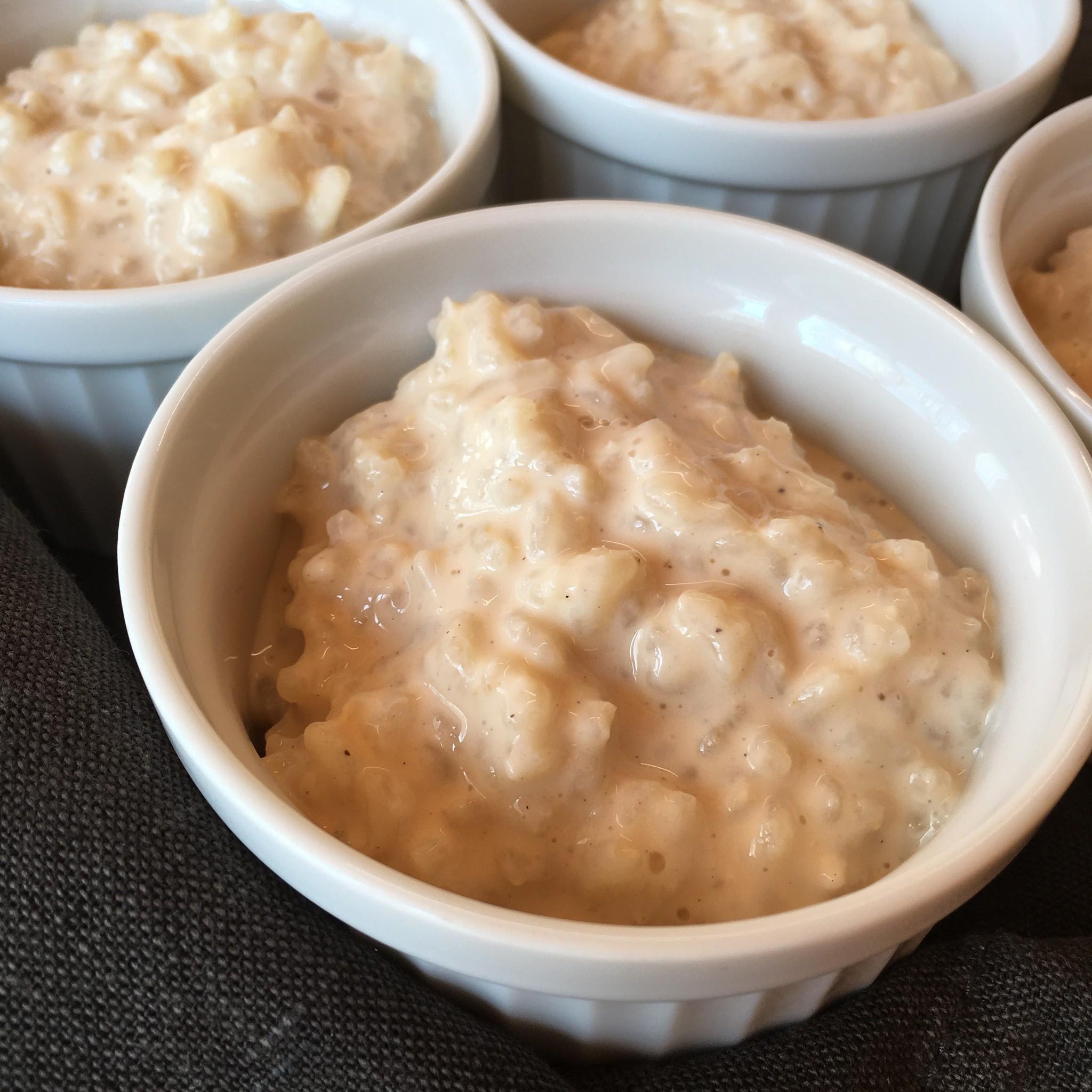【スタッフコラム】 簡単デザート!Riz au lait の作り方
