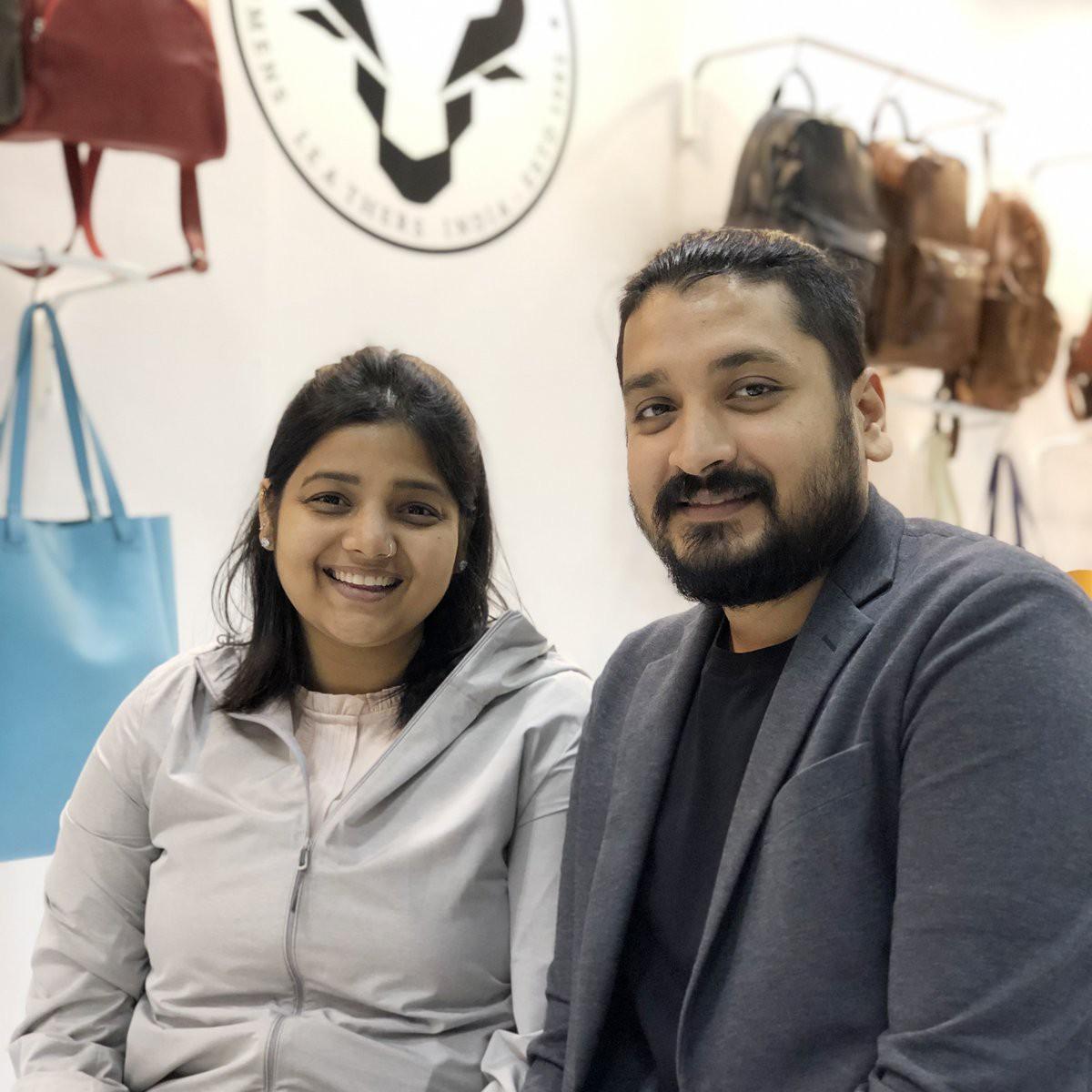 【STORY】牛レザー キャリーケース誕生秘話:インド革製品メーカーとの出会い