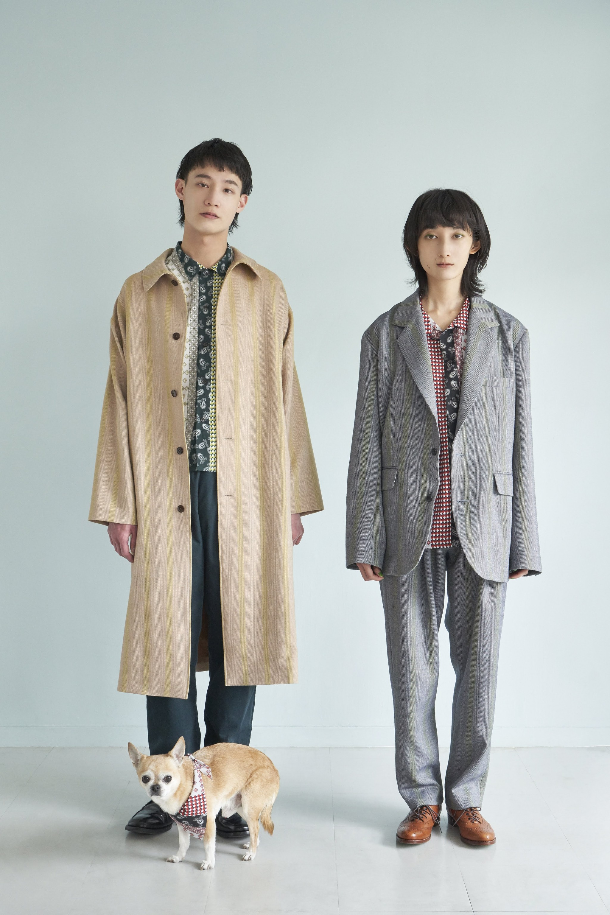 【YUKI】2021 A/W collection look