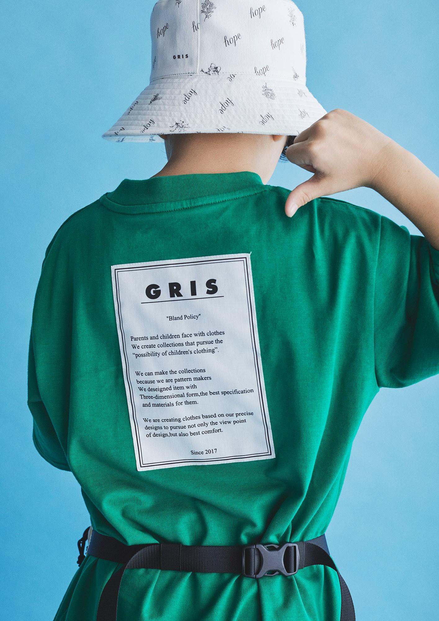 GRIS 21SS コレクションスタート!
