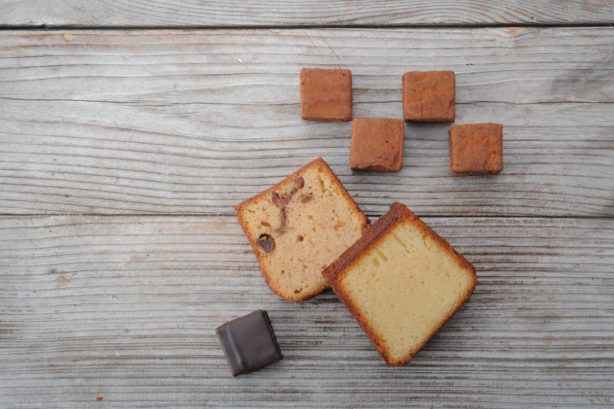 焼き菓子とショコラのテイスティングセット、はじめました!