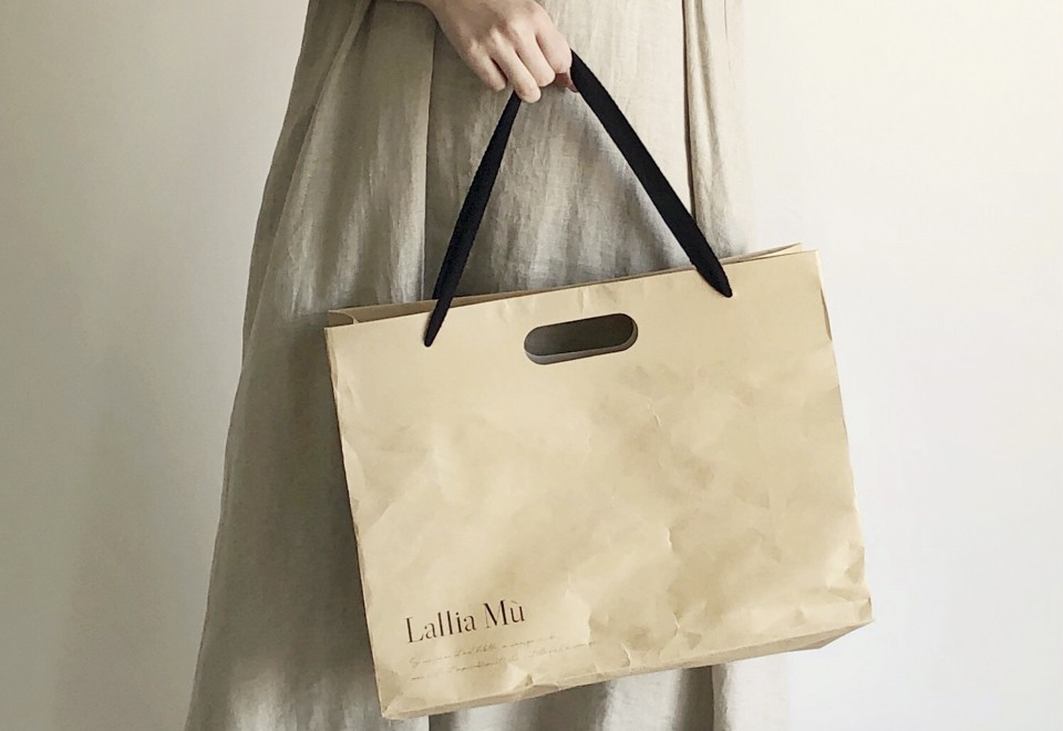 【PICK UP】『Lallia Mu ORIGINAL SHOP BAG🏷』