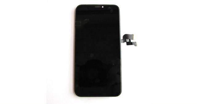 ≪iPhoneX、iPhoneXS≫フロントパネルの種類について