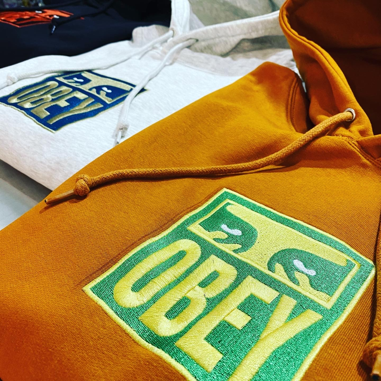 OBEY 2020 Fall Collection vol.2 arrived !!!