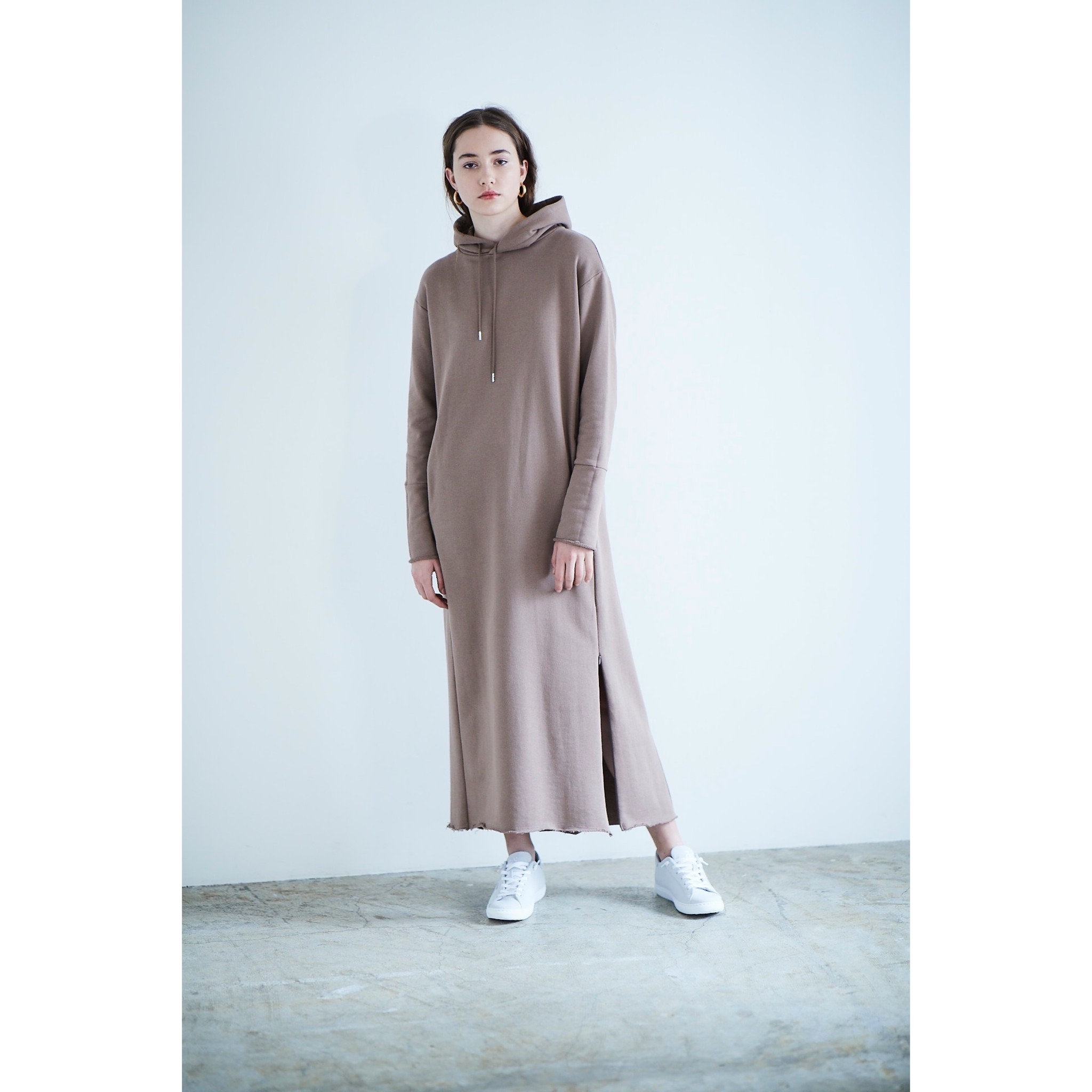 Kalna Parka dress