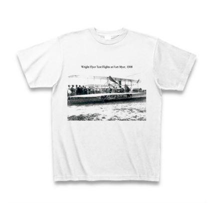 航空宇宙シリーズTシャツ増えてます