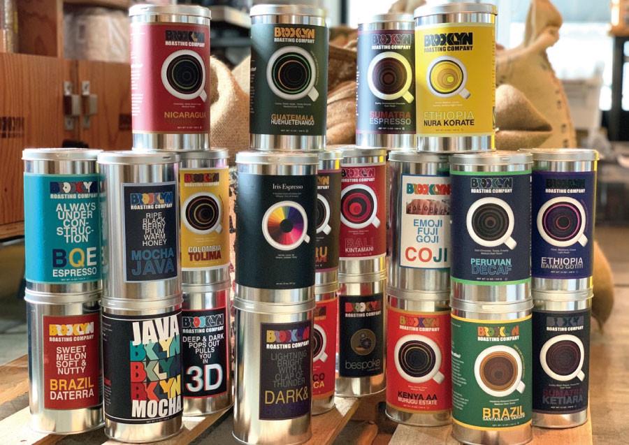 ニューヨークから12oz Tin缶(340g)が再入荷しました!!