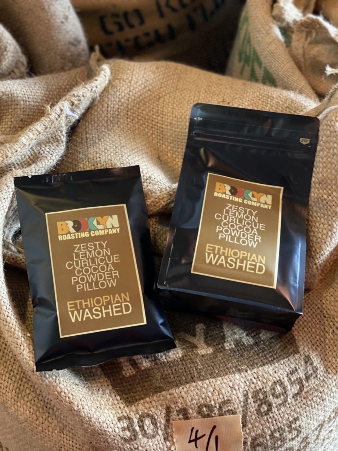 [ Ethiopian washed ]