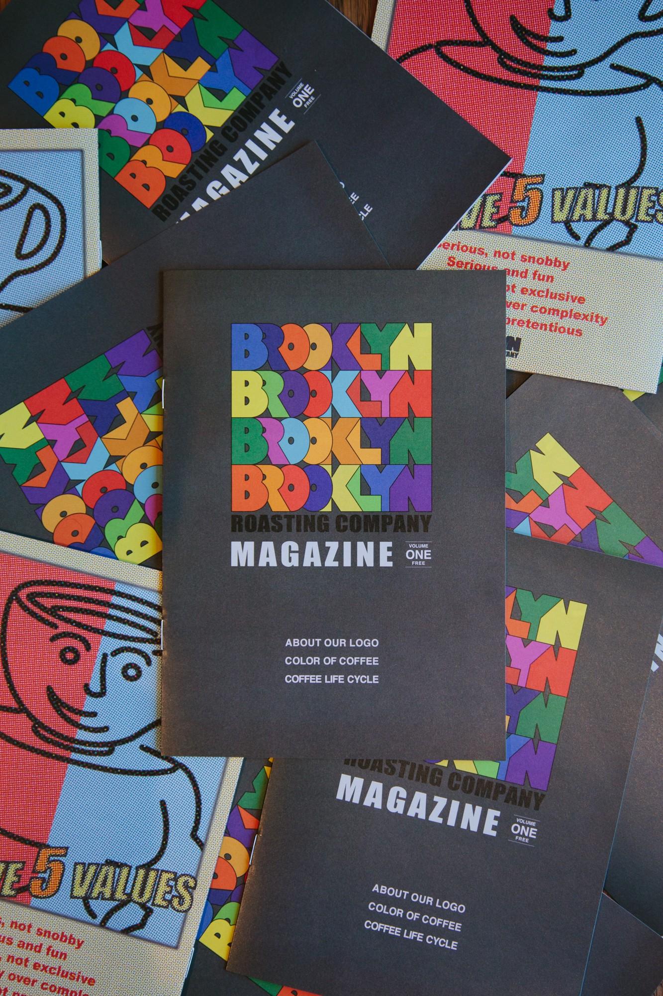 BRC MAGAZINE Vol.1発行!